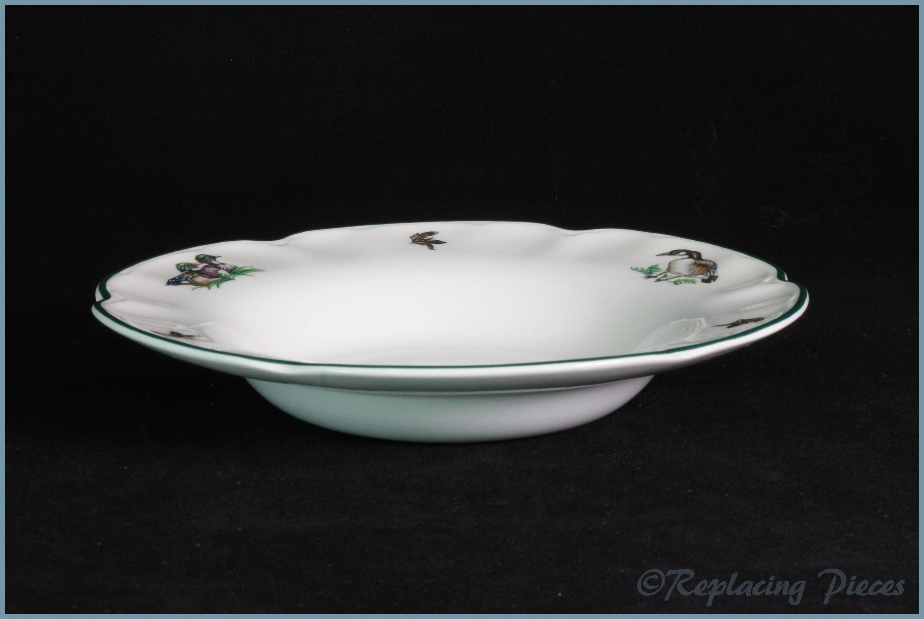 Johnson Brothers - Brookshire - Rimmed Soup Bowl