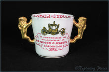 Paragon - Royal Commemorative Mug - 25th Anniversay Coronation