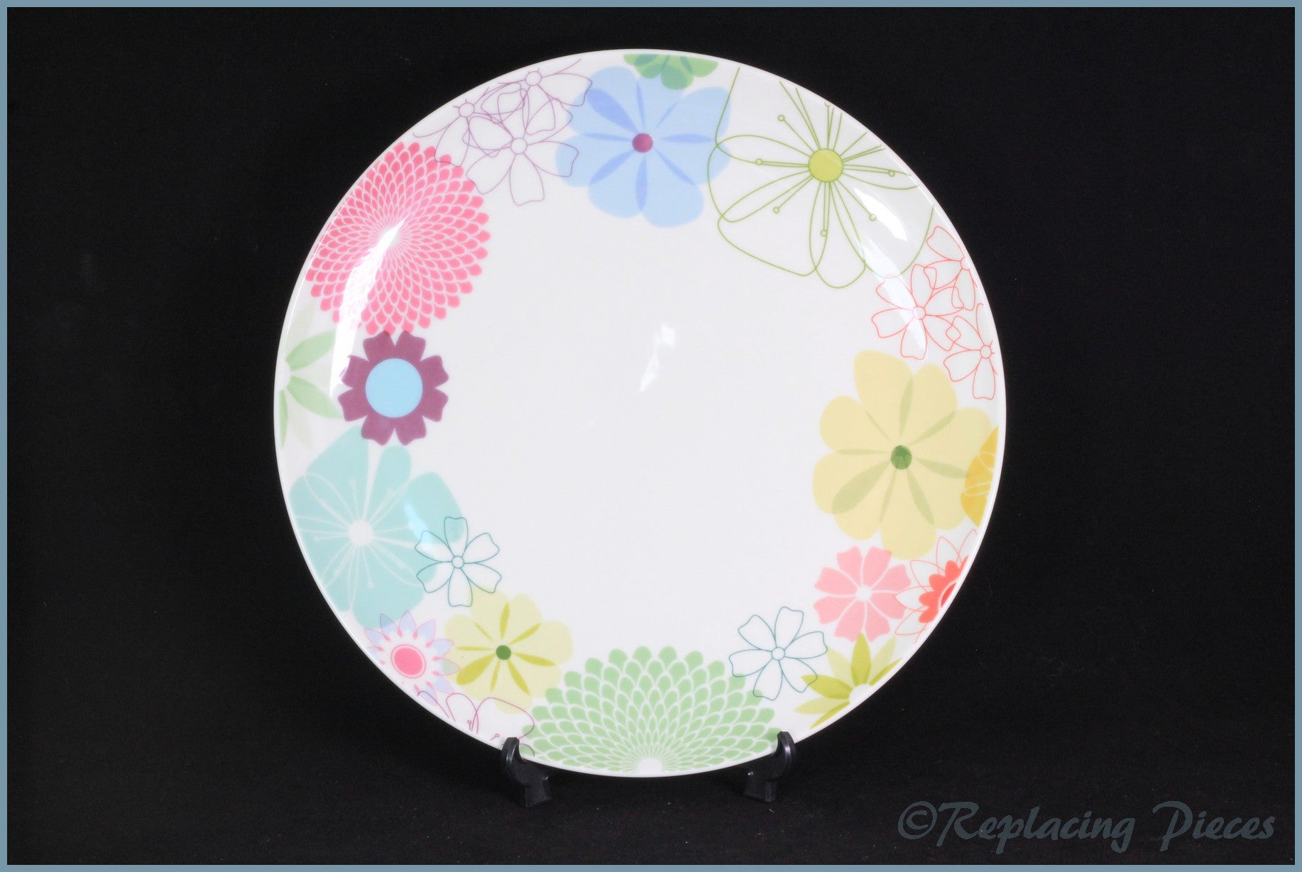Portmeirion - Crazy Daisy - Dinner Plate