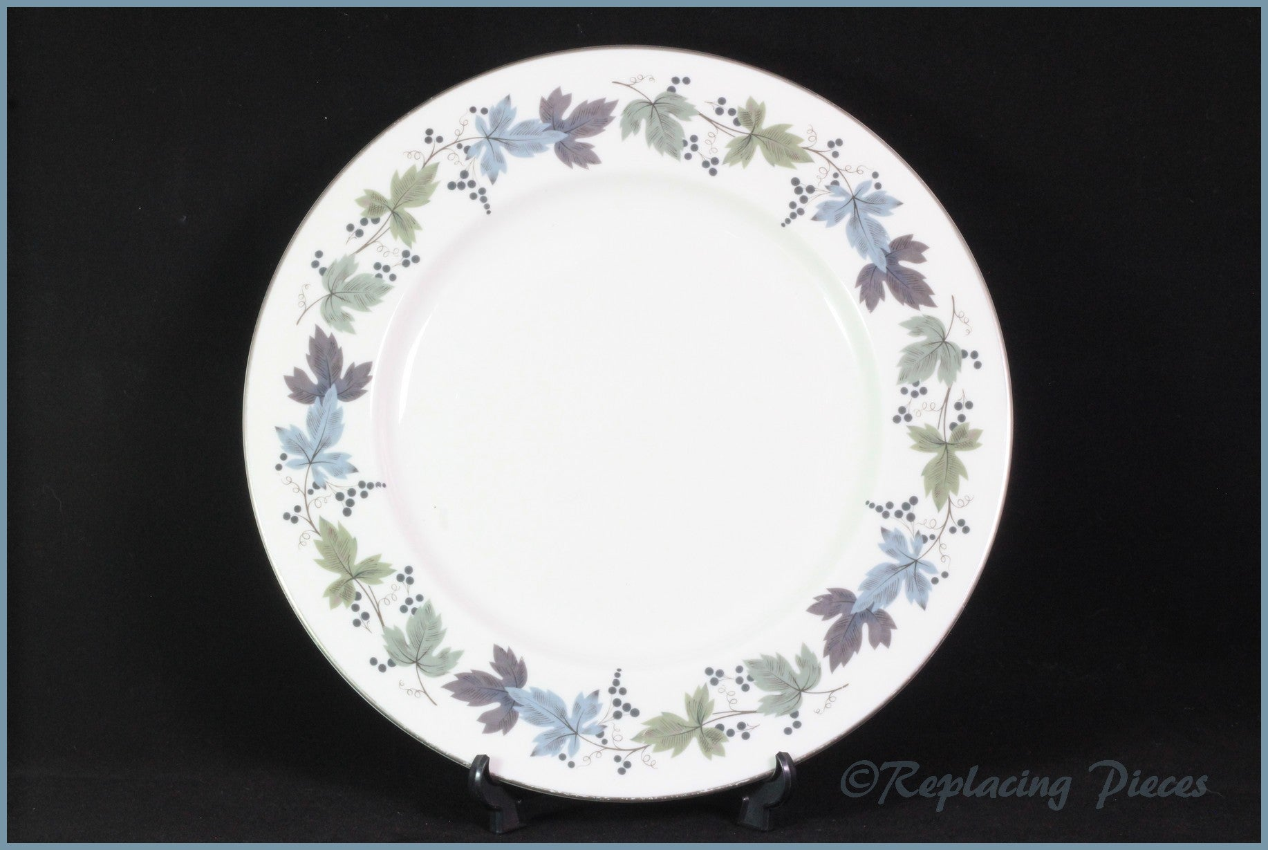 Royal Doulton - Burgundy (TC1001) - Dinner Plate