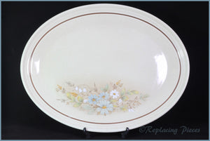 Royal Doulton - Florinda - Oval Platter (large)