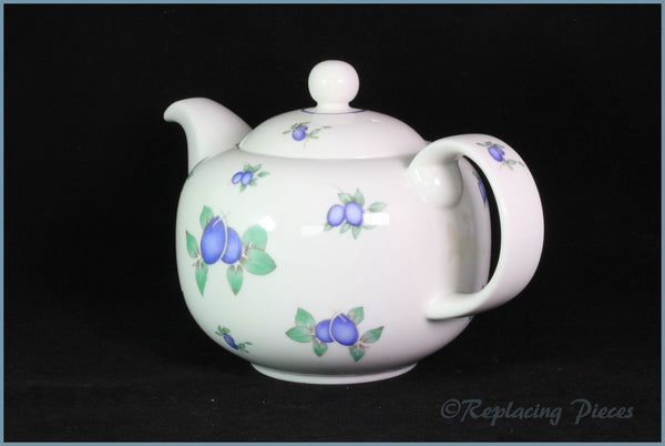 Royal Doulton - Blueberry (TC1204) - Tea Pot