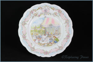 "Royal Doulton - Brambly Hedge - 8"" Plate (The Wedding)"