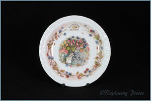 Royal Doulton - Brambly Hedge (Seasons) - Coaster (Autumn)