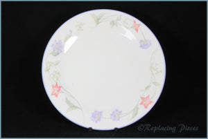 "Royal Doulton - Summer Carnival - 8"" Salad Plate"