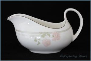 Royal Doulton - Twilight Rose (H5096) - Gravy Boat