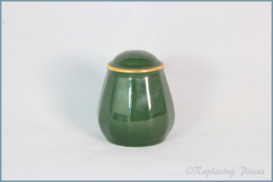 Apilco - Bistro (Green & Gold) - Pepper Pot