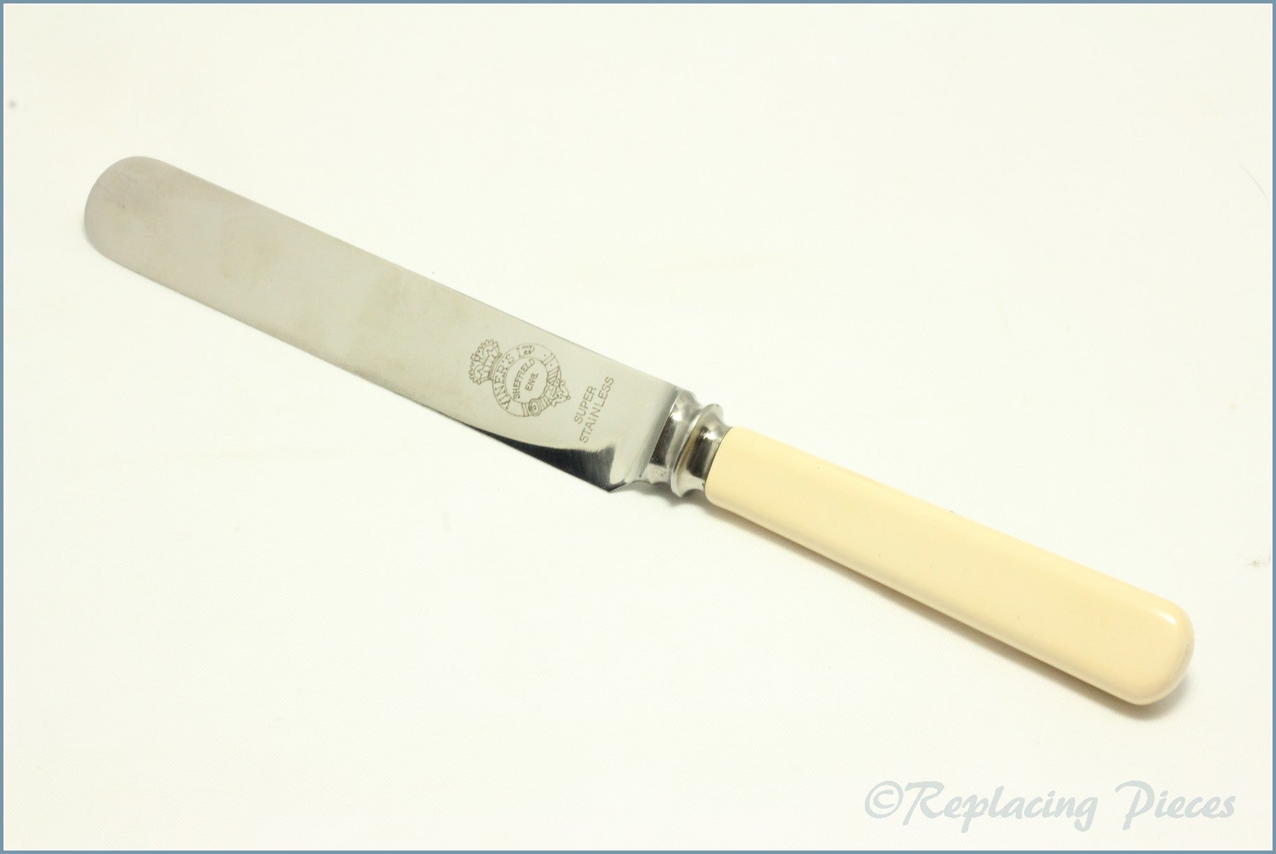 Viners - Cream Handle - Dessert Knife