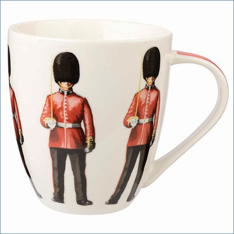 James Sadler For Queens - Foot Guard Crush Mug