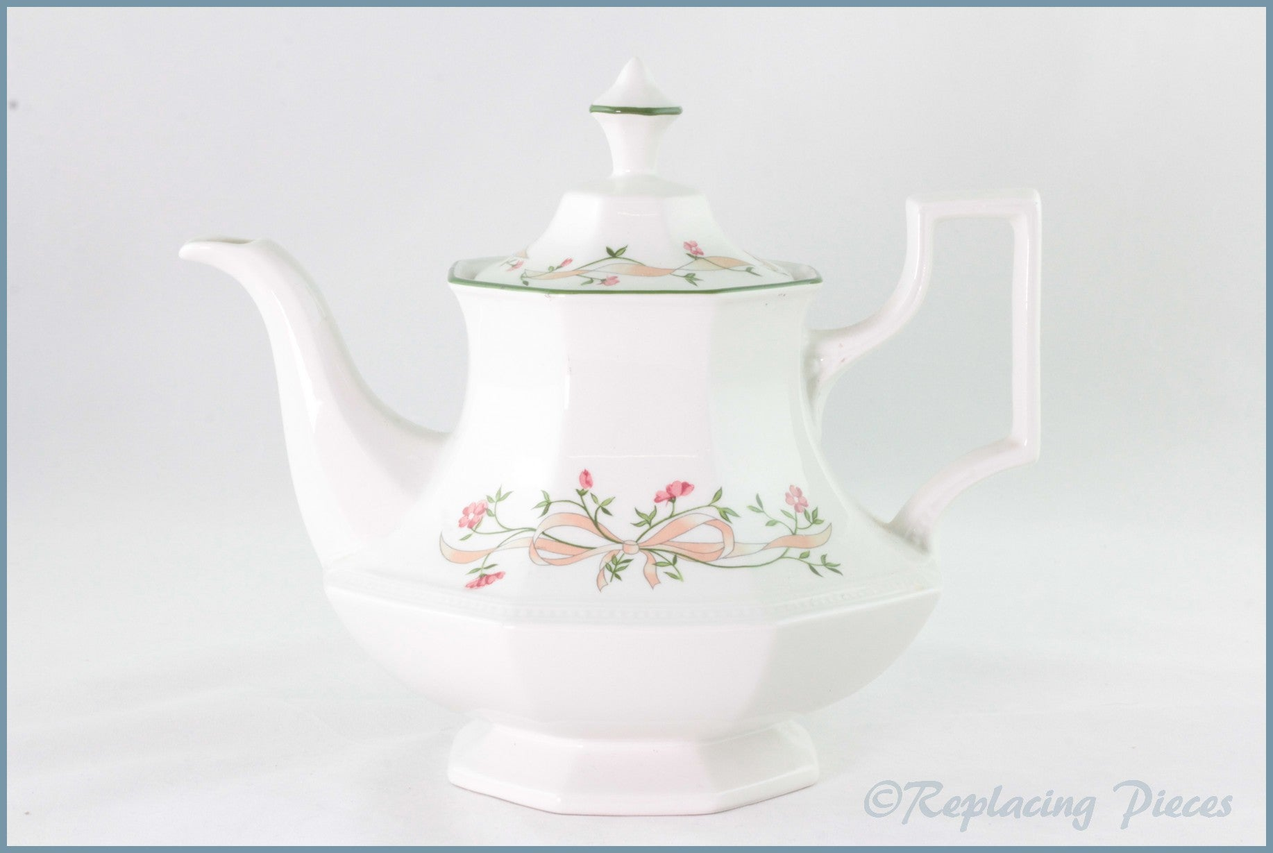 Johnson Brothers - Eternal Beau - 2 Pint Teapot