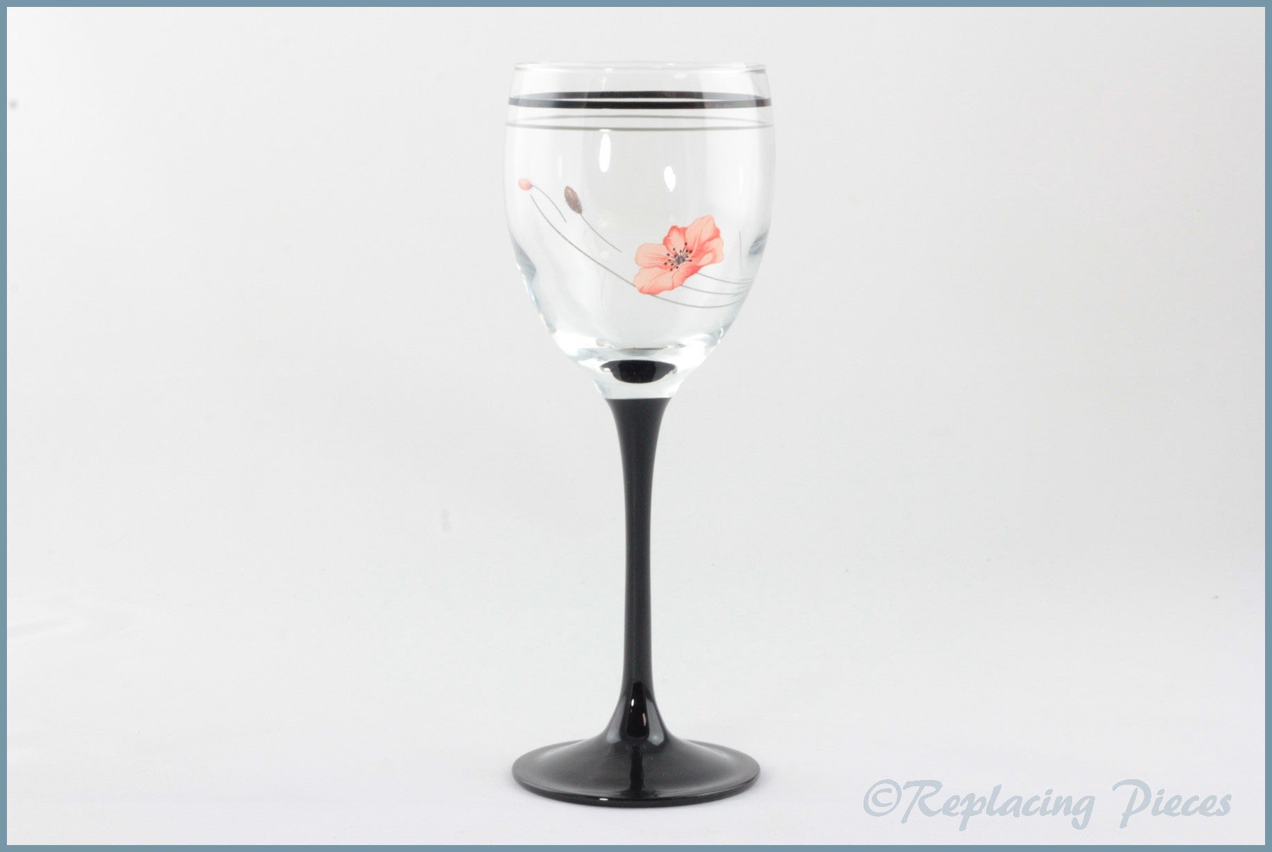 Johnson Brothers - Summerfields - Wine Glass