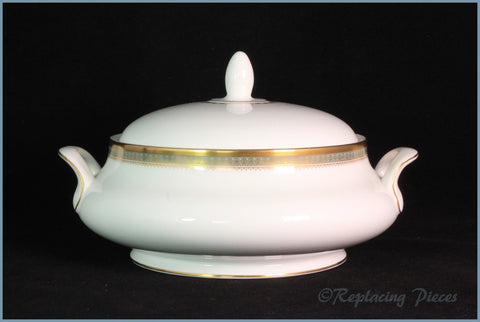 Royal Doulton - Clarendon (H4993) - Lidded Vegetable Dish