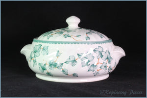 BHS - Country Vine - Lidded Vegetable Dish