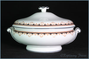 Wedgwood - Medici (R4588) - Lidded Vegetable Dish