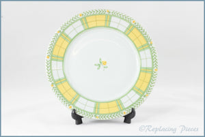"Marks & Spencer - Yellow Rose (Home Series) - 8"" Salad Plate"