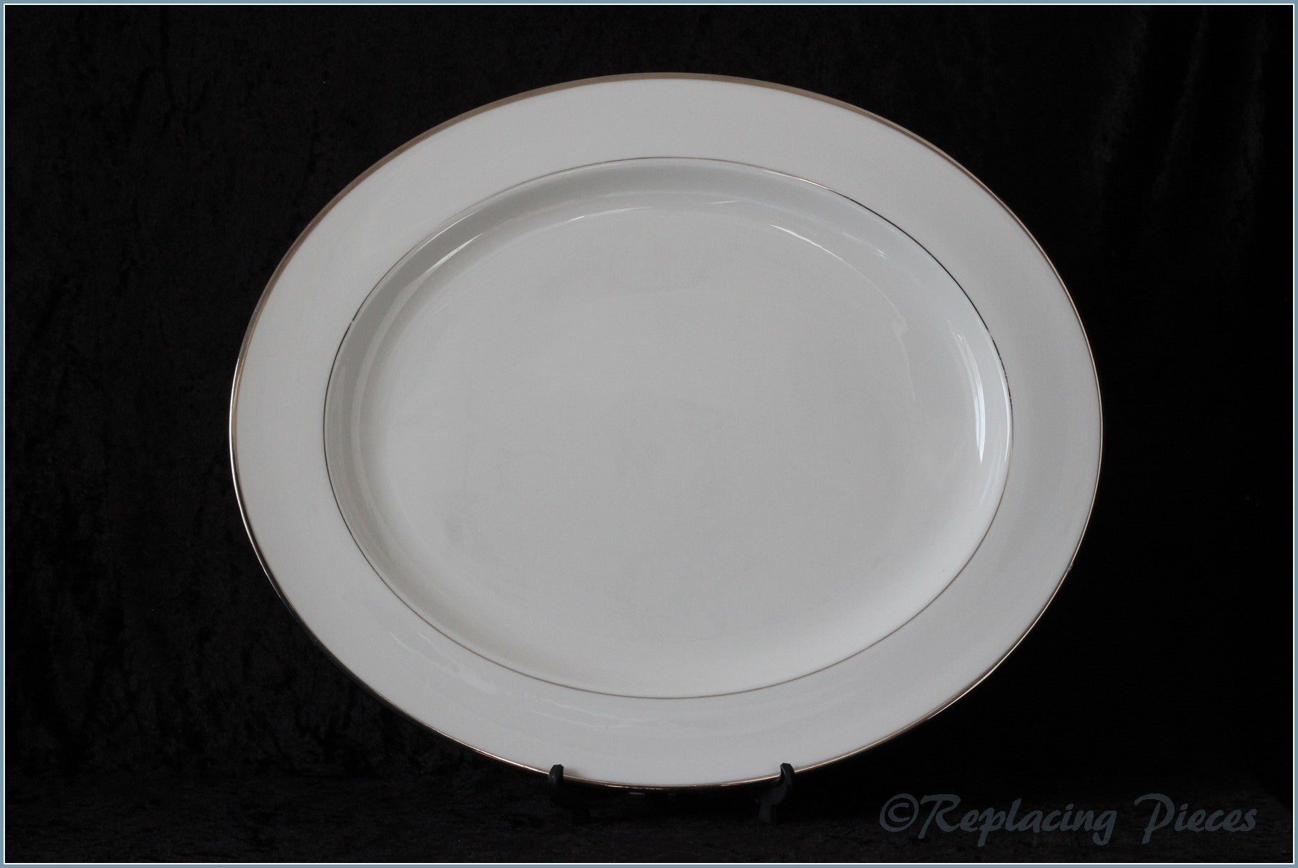 "Royal Worcester - Monaco - 16"" Oval Platter"