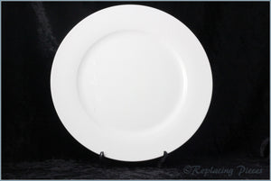 Royal Worcester - Serendipity White - Dinner Plate