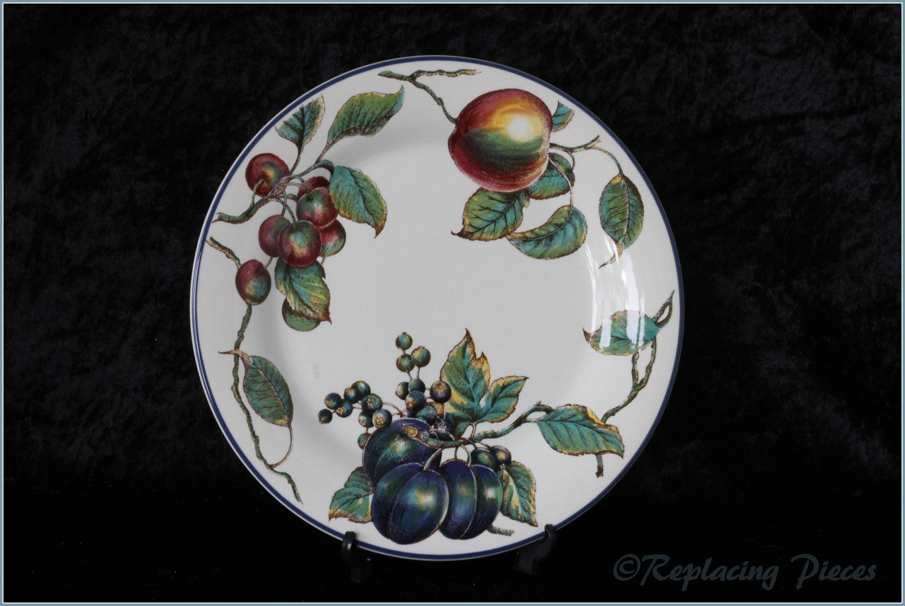 Staffordshire - Autumn Fayre - Dinner Plate