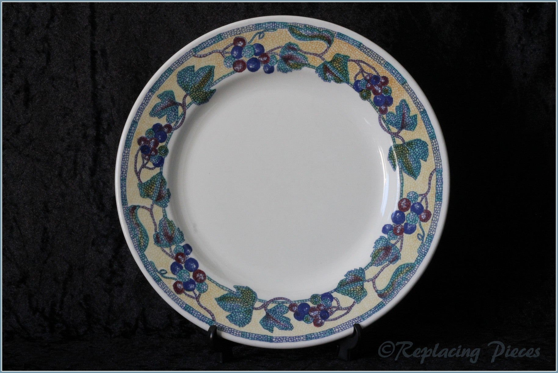Churchill - Unknown 1 - Dinner Plate