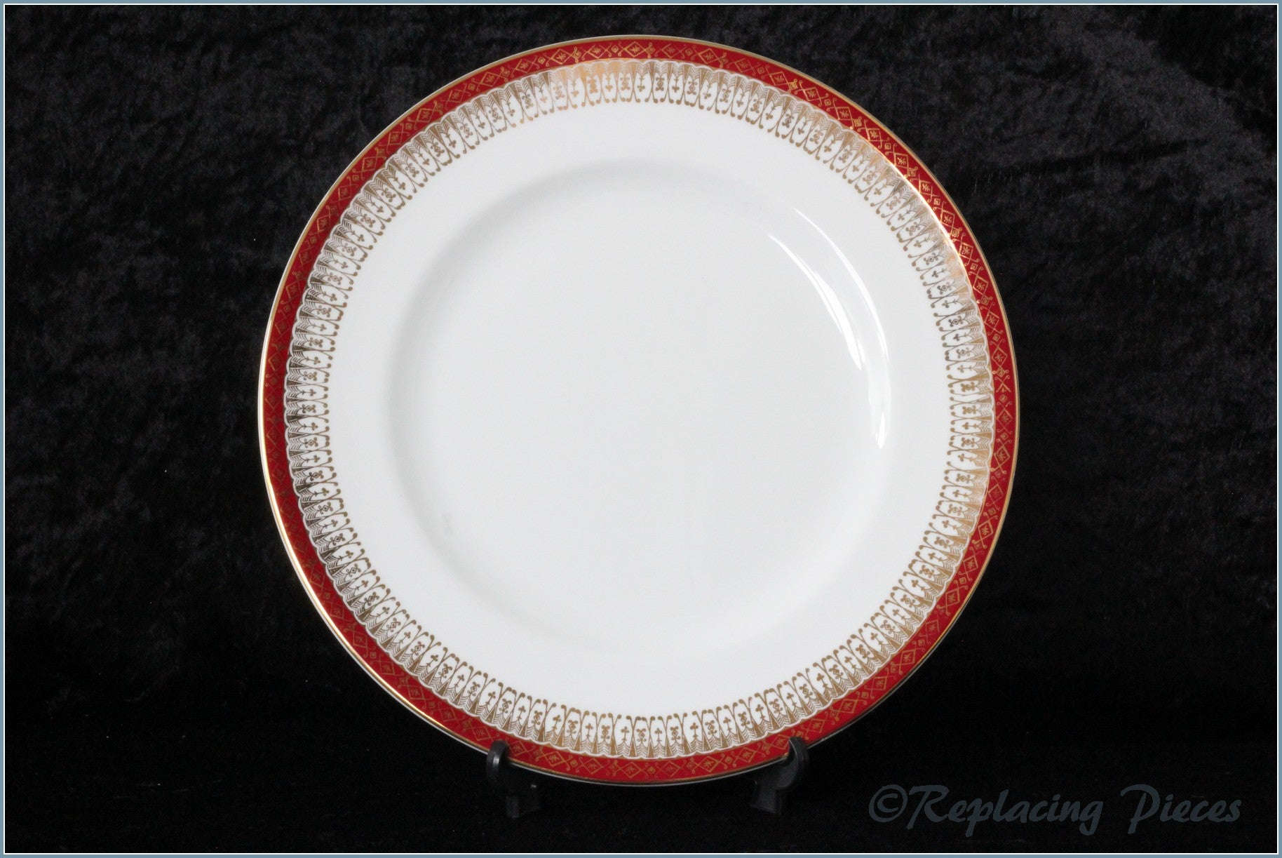 Royal Grafton - Majestic Red - Dinner Plate