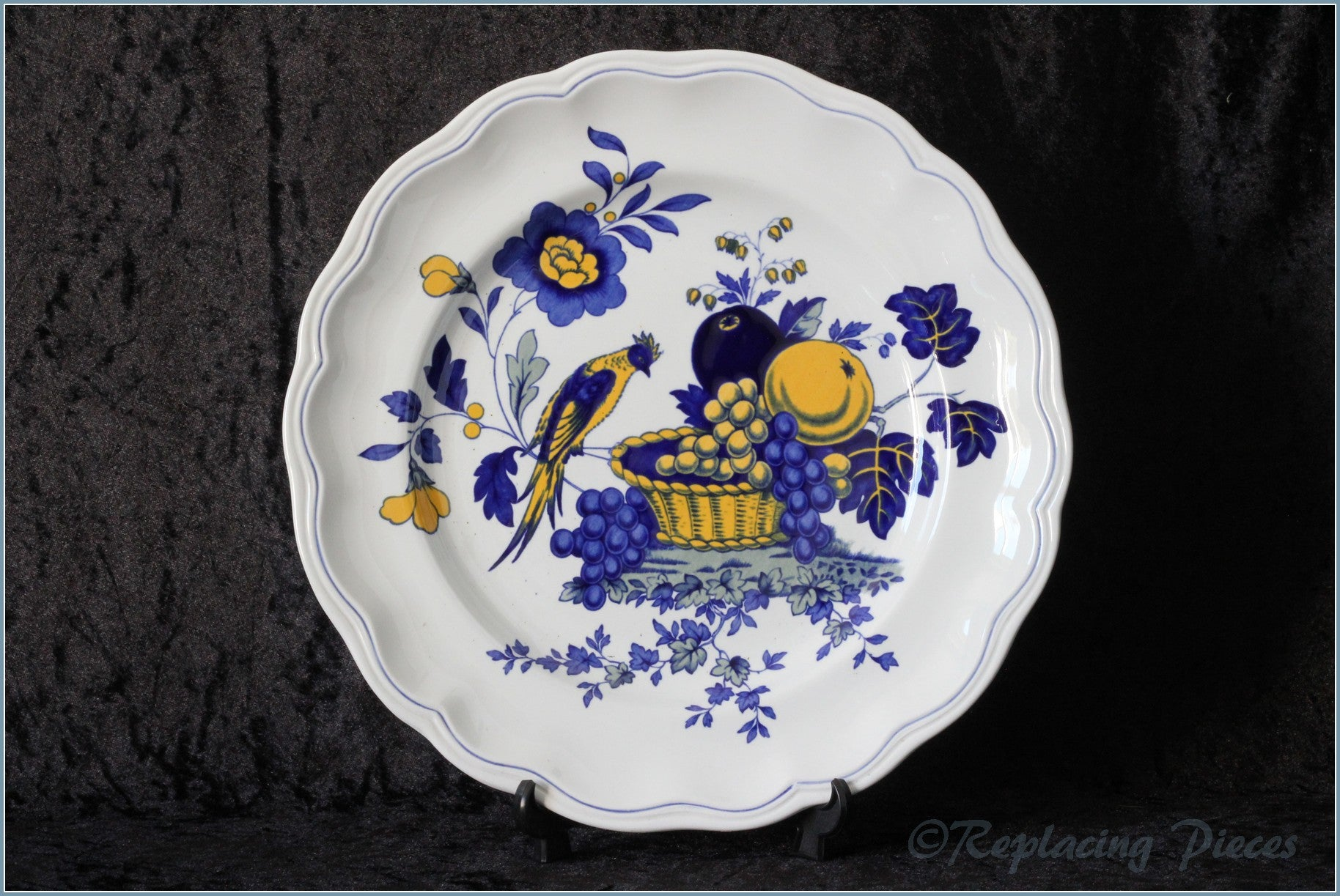Spode - Blue Bird (S3274) - Dinner Plate