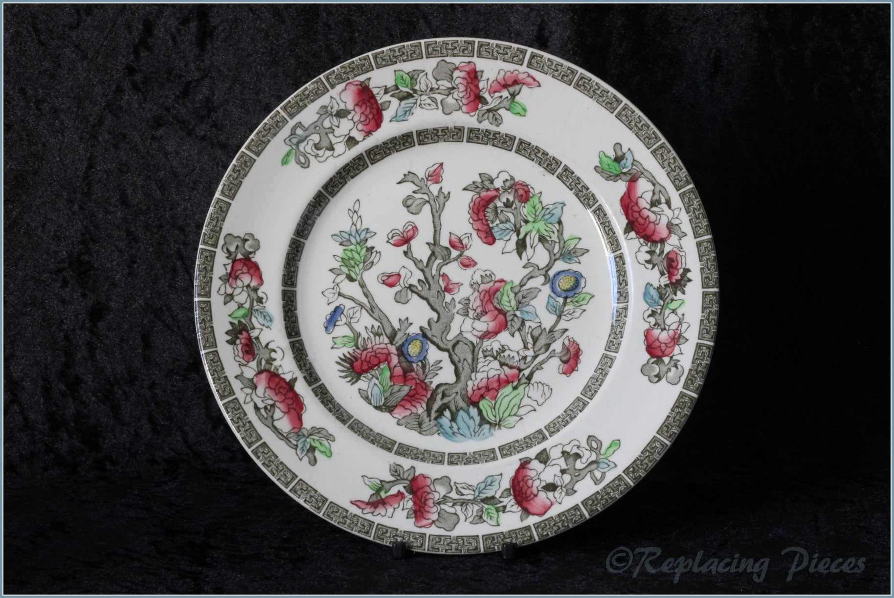 Johnson Brothers - Indian Tree - Luncheon Plate