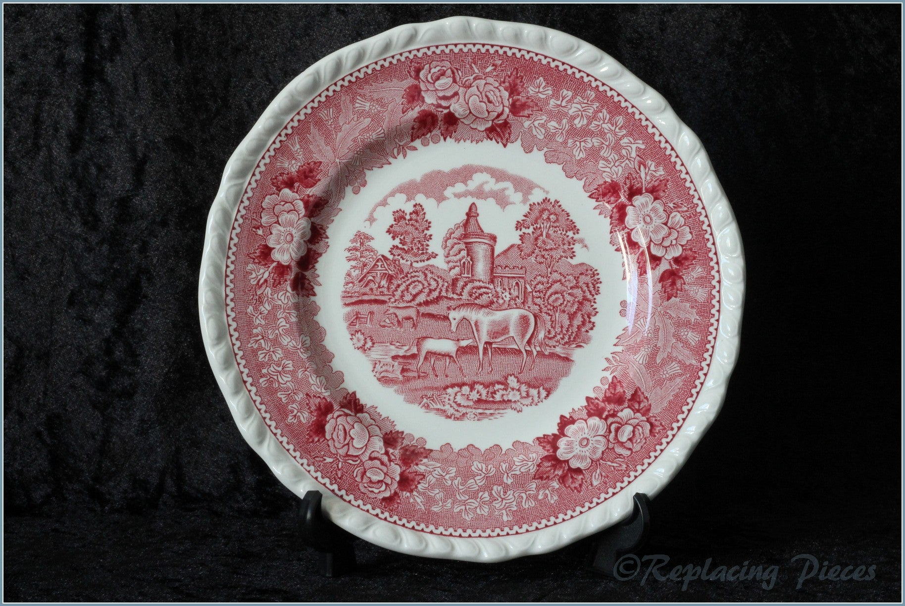 adams-english-scenic-pink-7-side-plate