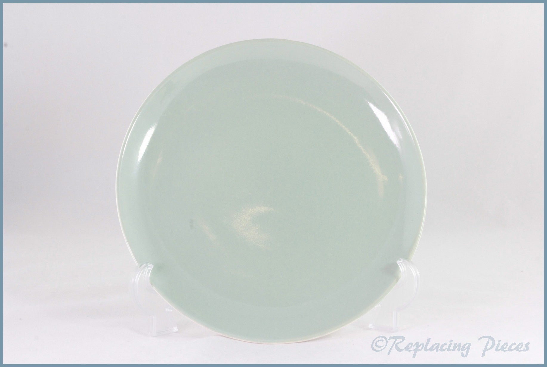 Poole - Celadon Green - Dinner Plate