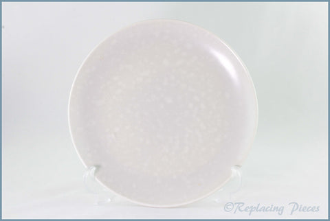 "Poole - Seagull & Peach - 9 1/8"" Luncheon Plate"