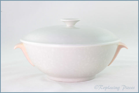 Poole - Seagull & Peach - Lidded Vegetable Dish