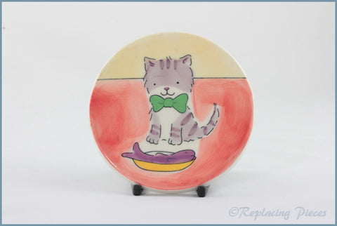 RPW100 - Whittards - Ceramic Coaster (Kitten)