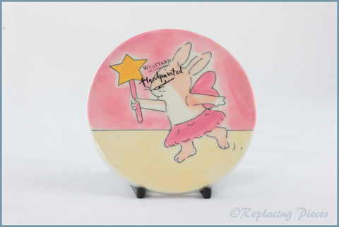 RPW101 - Whittards - Ceramic Coaster (Fairy)