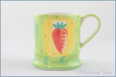 RPW102 - Whittards - Mug (Vegetables)