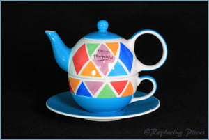 RPW42 - Whittards - Mosaic - Tea For One