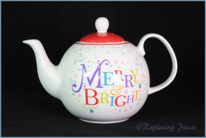 RPW52 - Whittards - Teapot (Merry & Bright)