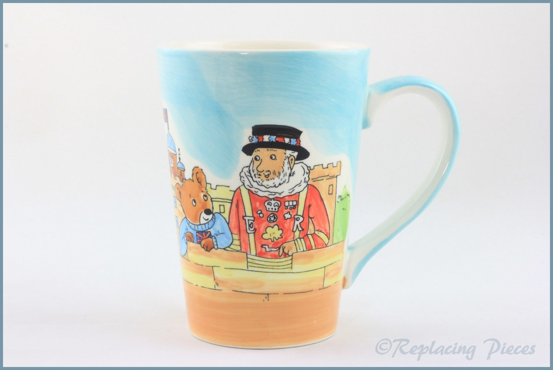 RPW85 - Whittards - Latte Mug (Tower Of London)