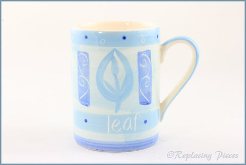 RPW93 - Whittards - Mug (Leaf)