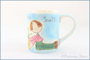 RPW97 - Whittards - Mug (Snails)