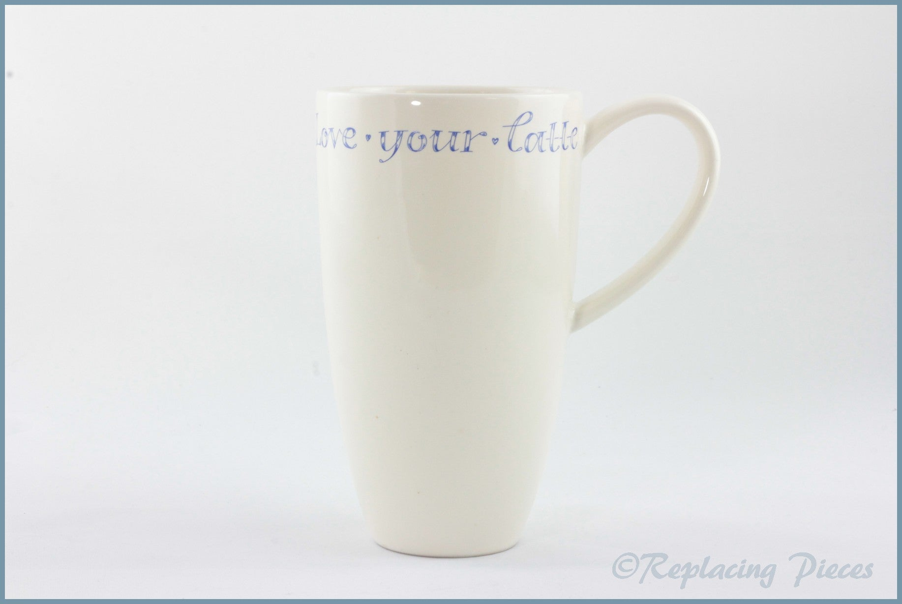 RPW99 - Whittards - Latte Mug - Wisdom In A Cup