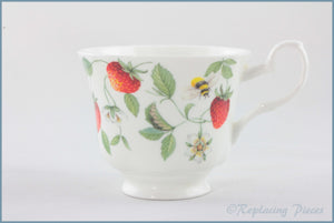 Roy Kirkham - Alpine Strawberry - Teacup