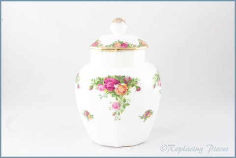 Royal Albert - Old Country Roses - Lidded Vase