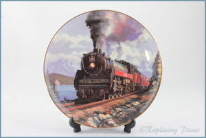 Royal Doulton - National Railroad Museum - Canadian Pacific