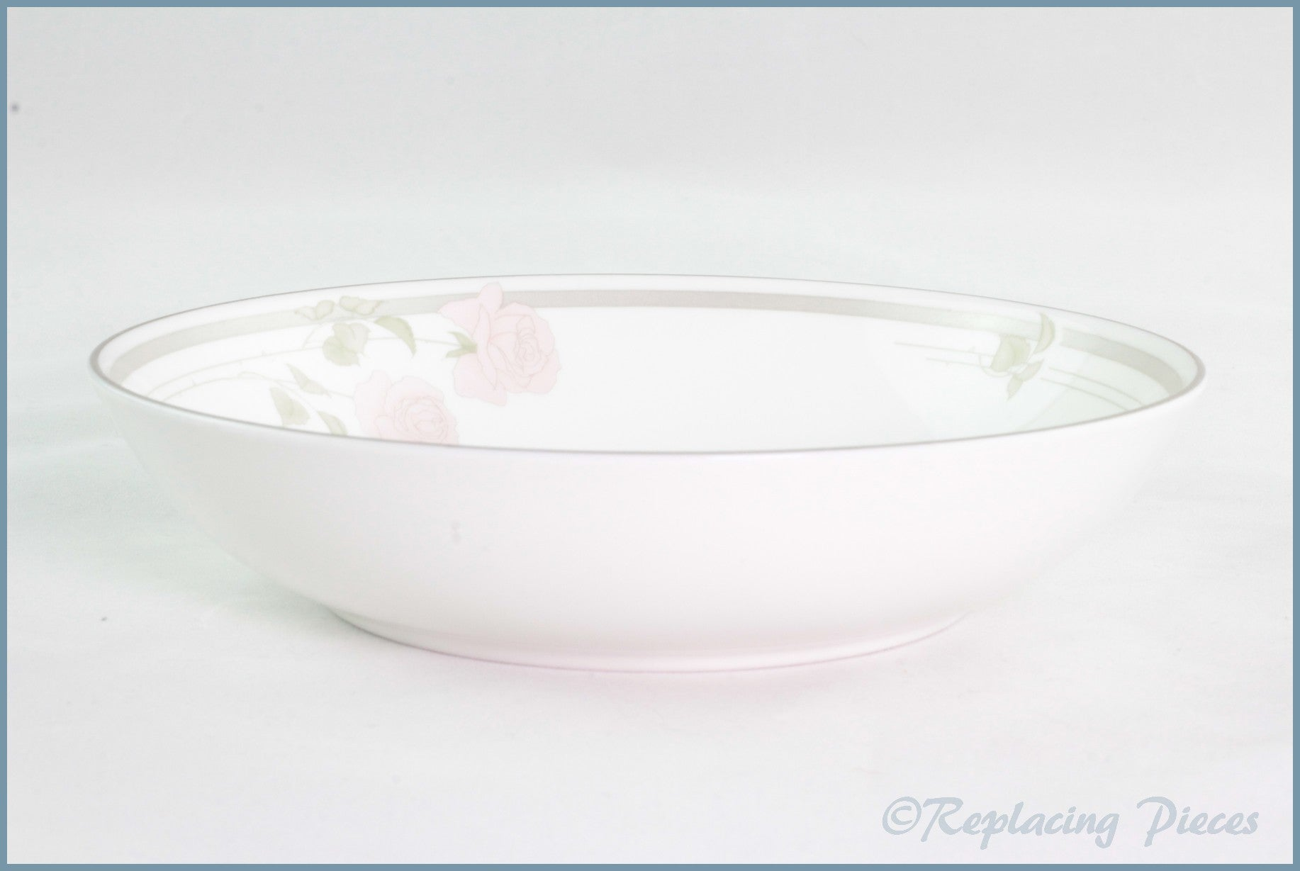 Royal Doulton - Twilight Rose (H5096) - Cereal Bowl
