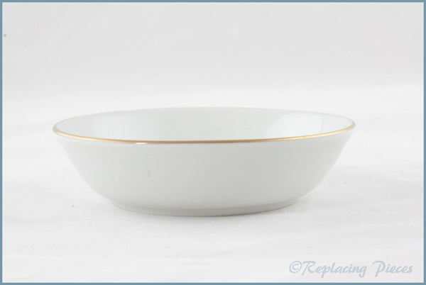 Royal Worcester - Evesham Gold - Fruit Saucer