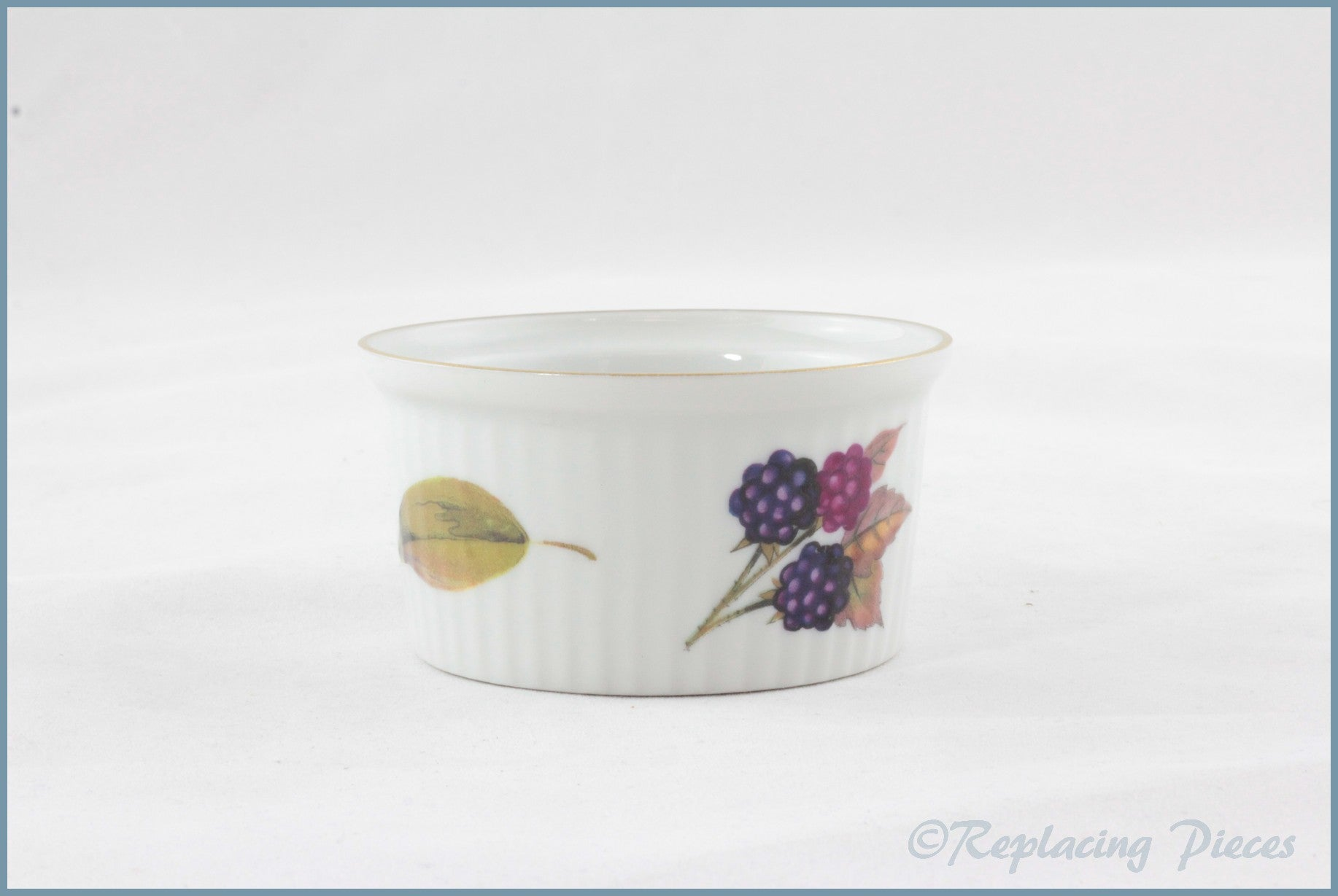Ramekin (Gold On Top - No Olive)