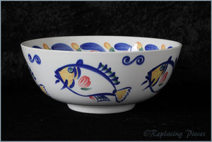 Johnson Brothers - Aquabatic - Serving Bowl
