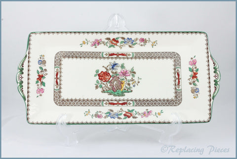 Spode - Chinese Rose - Sandwich Tray
