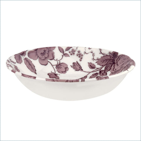 "Spode - Kingsley (White) - ]7 1/8"" Cereal Bowl"