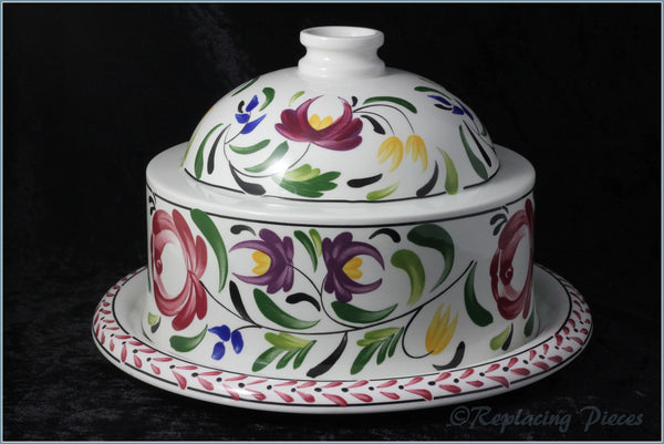 Portmeirion - Welsh Dresser - Stilton Dome