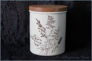 Meakin - Windswept - Storage Jar